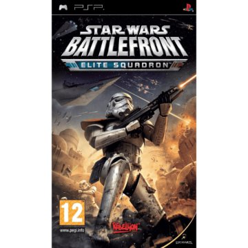 Star Wars: Battlefront Elite Squadron PSP