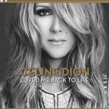 Loved Me Back to Life CD