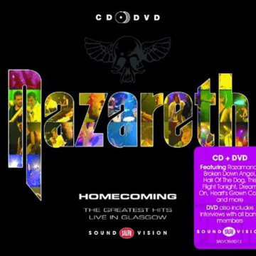 Homecoming CD+DVD