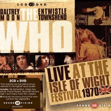 Live At The Isle Of Wight Festival 1970 CD+DVD