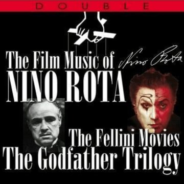 The Fellini Movies / The Godfather Trilogy (Fellini / A keresztapa) CD