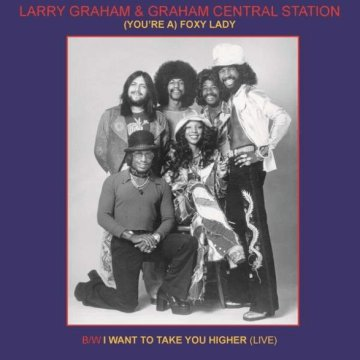 (You're A) Foxy Lady LP