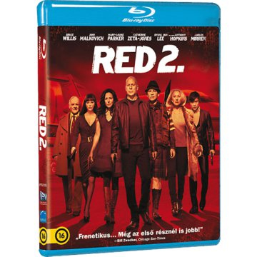 Red 2. Blu-ray