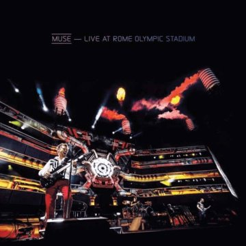 Live At Rome Olympic Stadium CD+DVD