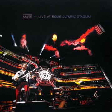 Live At Rome Olympic Stadium CD+Blu-ray