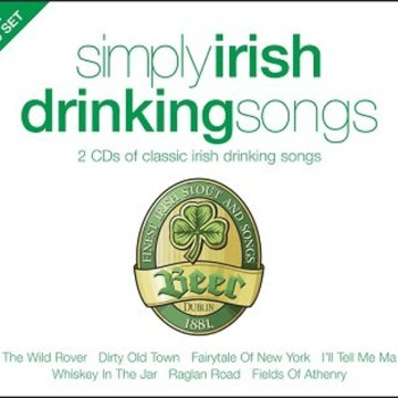 Simply Irish Drinking Songs (dupla lemezes) CD
