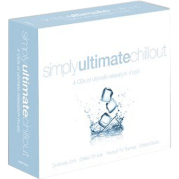 Simply Ultimate Chillout (Box Set) CD