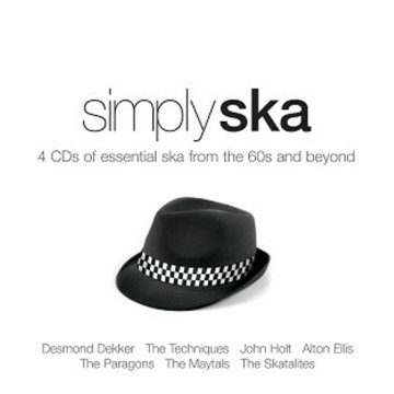 Simply Ska CD