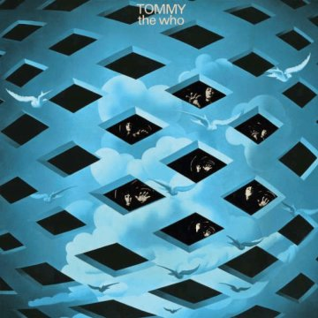 Tommy (Remastered) CD