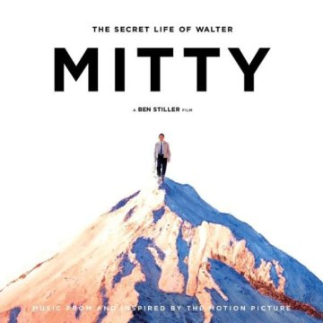 The Secret Life of Walter Mitty (Walter Mitty titkos élete) CD
