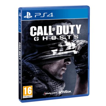 Call of Duty: Ghost PS4