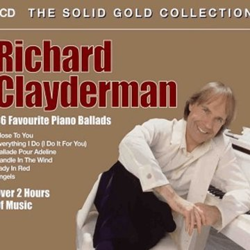 The Solid Gold Collection CD