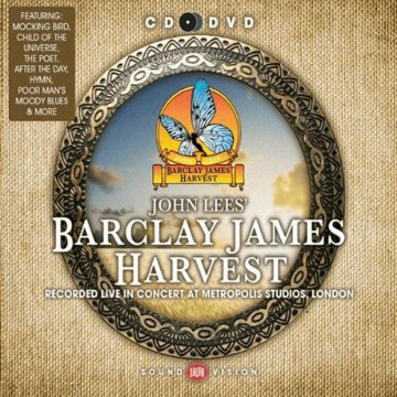 Barclay James Harvest - Recorded live in concert at Metropolis Studios, London CD+DVD