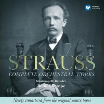Complete Orchestral Works CD