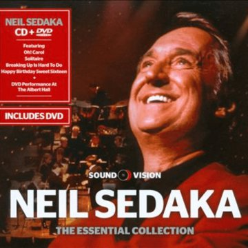 Neil Sedaka (The Essential Collection) CD+DVD