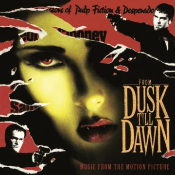 From Dusk Till Dawn (Alkonyattól pirkadatig) LP
