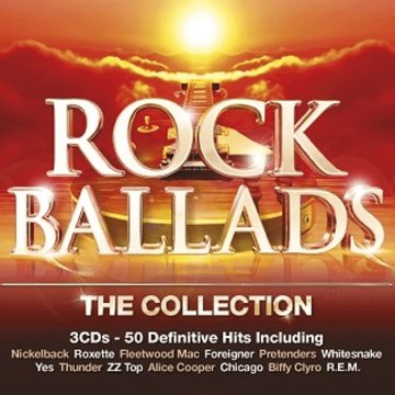 Rock Ballads - The Collection CD