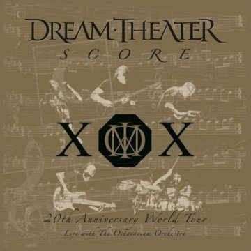 Score - 20th Anniversary World Tour - Live With The Octavarium Orchestra LP