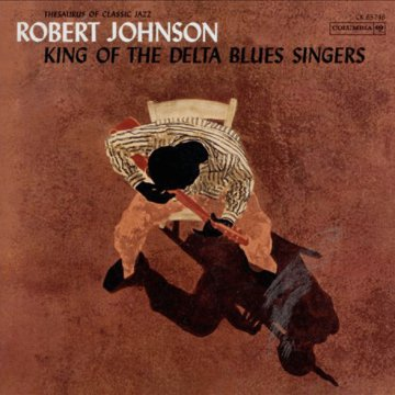 King Of The Delta Blues Singers LP