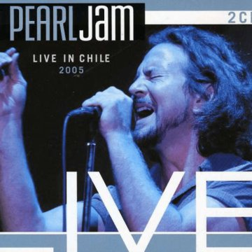 Live in Chile - 2005 CD