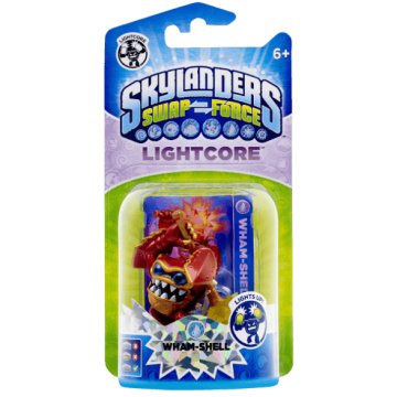 Skylanders Swap Force Lightcore Wham-Shell (játékfigura)
