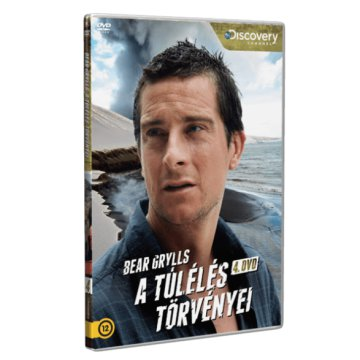 Bear Grylls 4 DVD