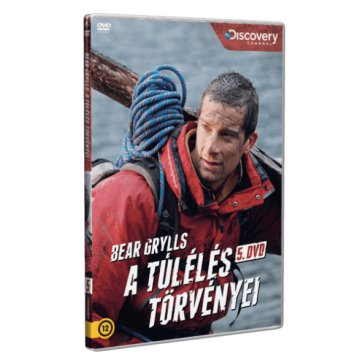 Bear Grylls 5 DVD