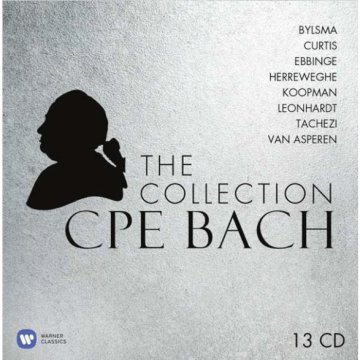 The Collection - CPE Bach CD