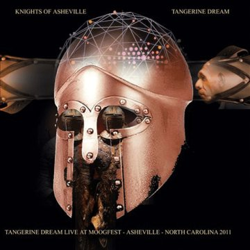 Knights of Asheville - Live at Moogfest - Asheville, NC 2011 CD