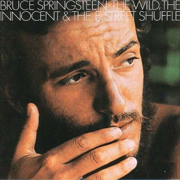 The Wild, The Innocent & The E Street Shuffle CD