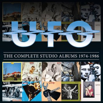 The Complete Studio Albums 1974-1986 CD