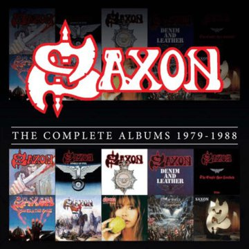 The Complete Albums 1979-1988 CD