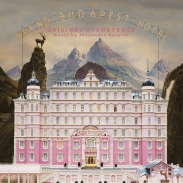 The Grand Budapest Hotel (A Grand Budapest Hotel) CD