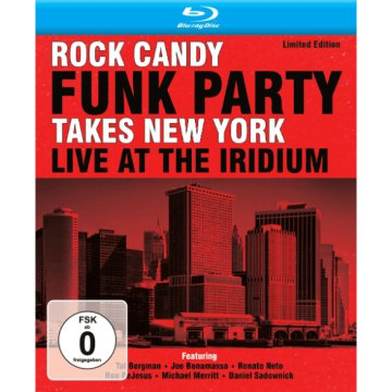 Takes New York - Live At The Iridium (Limited Edition) CD+Blu-ray
