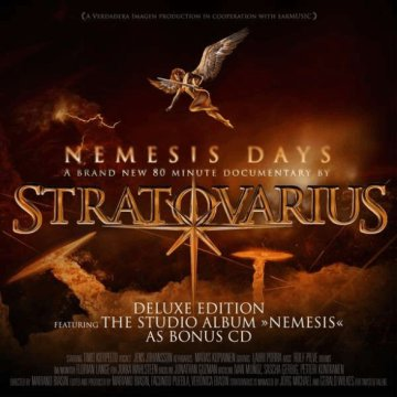 Nemesis Days CD+DVD