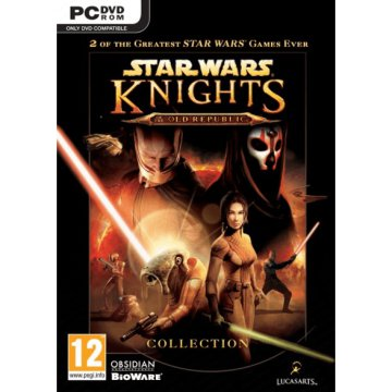 Star Wars Knights of the Old Republic Collection PC