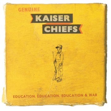 Education, Education, Education & War CD