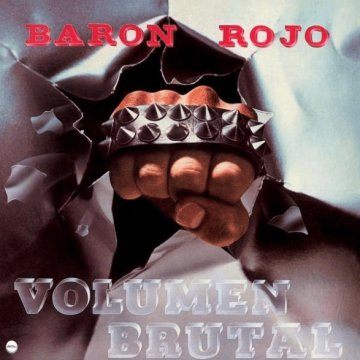 Volumen Brutal LP