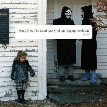 The Devil And God Are Raging Inside Me LP