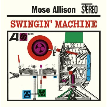 Swingin' Machine CD