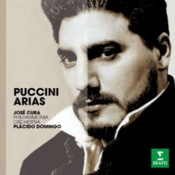 Puccini Arias CD