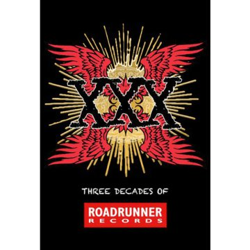 XXX: Three Decades of Roadrunner Records CD