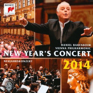 New Years Concert 2014 CD