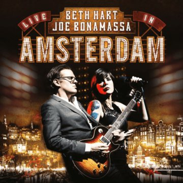 Live In Amsterdam CD