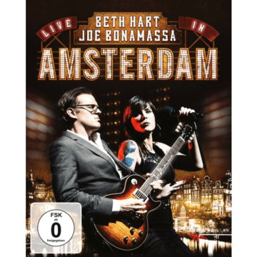 Live In Amsterdam DVD