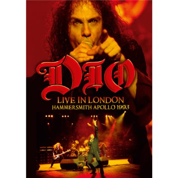 Live In London - Hammersmith Apollo 1993 DVD