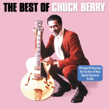 The Best Of Chuk Berry CD
