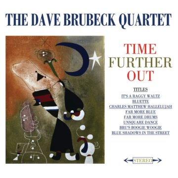 Time Further Out CD