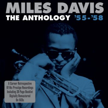 The Anthology '55-'58 CD