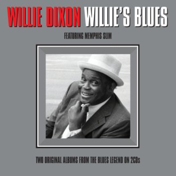 Willie's Blues CD